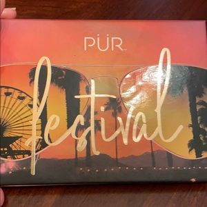 Pur Festival Eyeshadow Palette —Never been used***